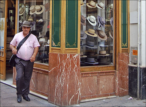 Подарки, сувениры, презенты: (наваха и шляпы в Испании)