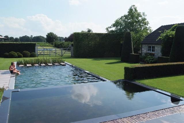 The Pond An Element of Modern Garden Design Flickr