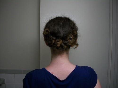 my weirdo braids