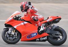 Moto GP Silverstone 2010