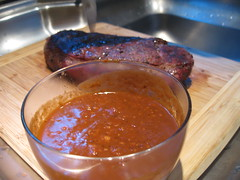 Steak Sauce- a Fresh Concoction!