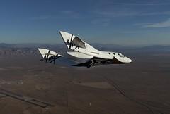 Stunning shot of VSS Enterprise gliding by_Photo by Mark Greenberg