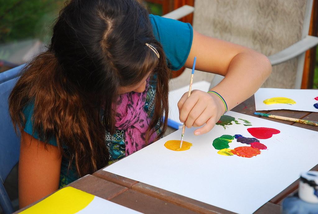 Museo de arte infantil