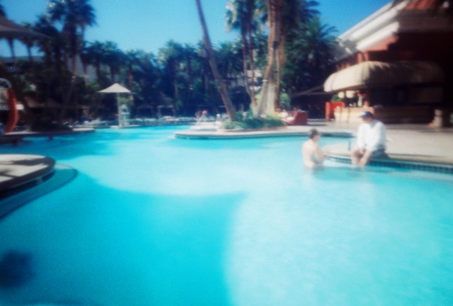 Treasure Island Pools Las Vegas P Sharan Pinhole Camera E Flickr Photo Sharing