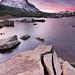 Sunrise at Split Rock, Tioga Lake, Yosemite (Explore #9 :) by Joshua Cripps
