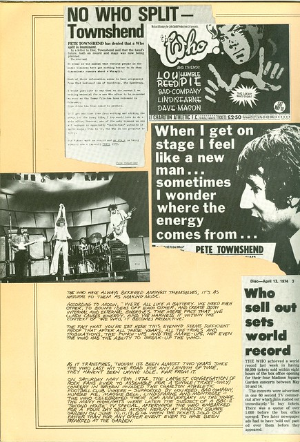 1975 - Who, The - European Tour - Side 9