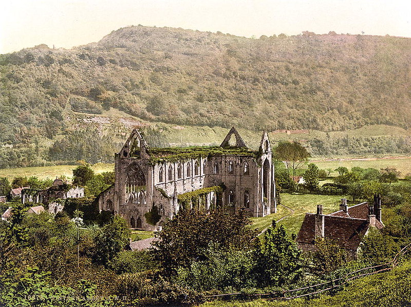 Tintern Abbey, S.W.