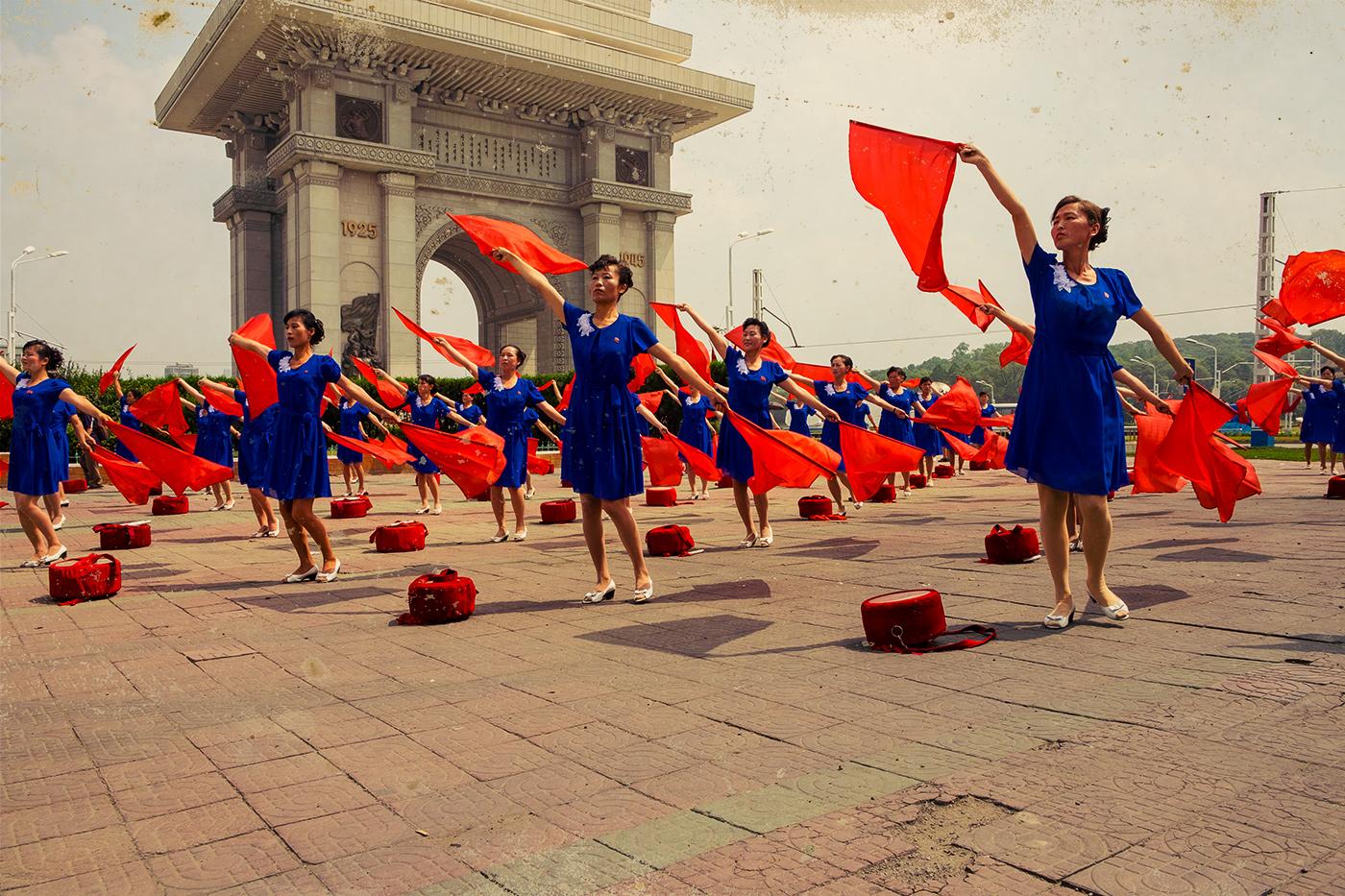 Вернулся из Северной Кореи живым - и ладно! 20