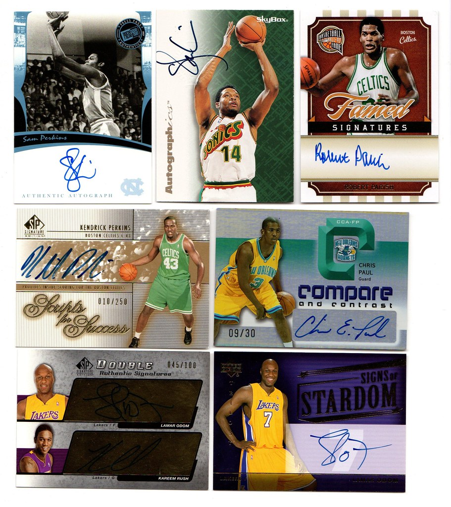 5c7a690ea Trading Card Central - Collector Zone -  I m Trading Basketball Game ...