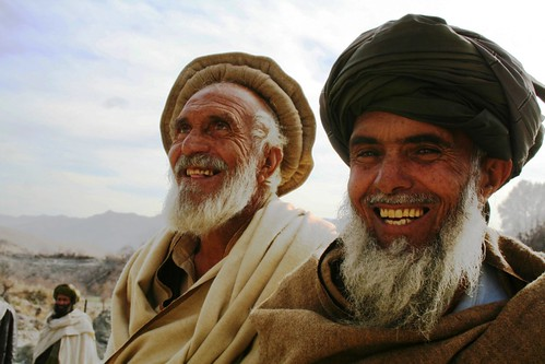 Elders of Paktya, Afghanistan