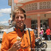 Dan and his Ice Cream - Chordeleg, Ecuador