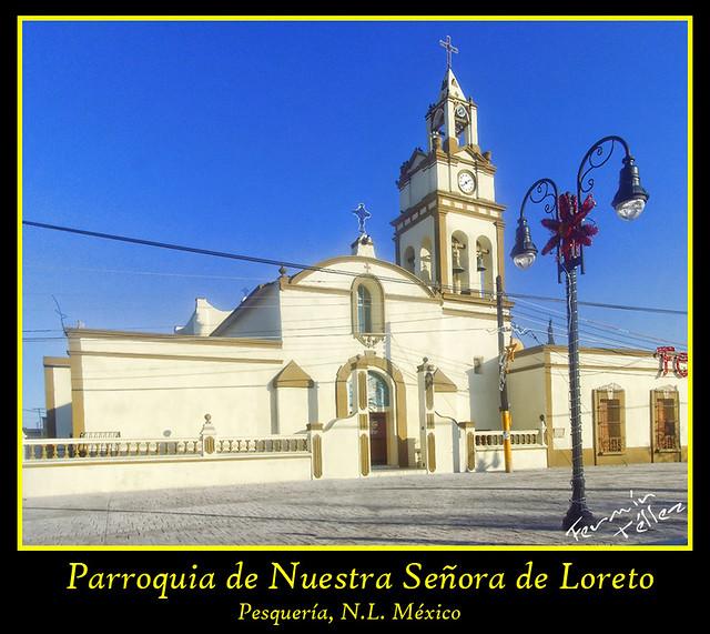 Foto de Pesquería Nuevo León: Iglesia
