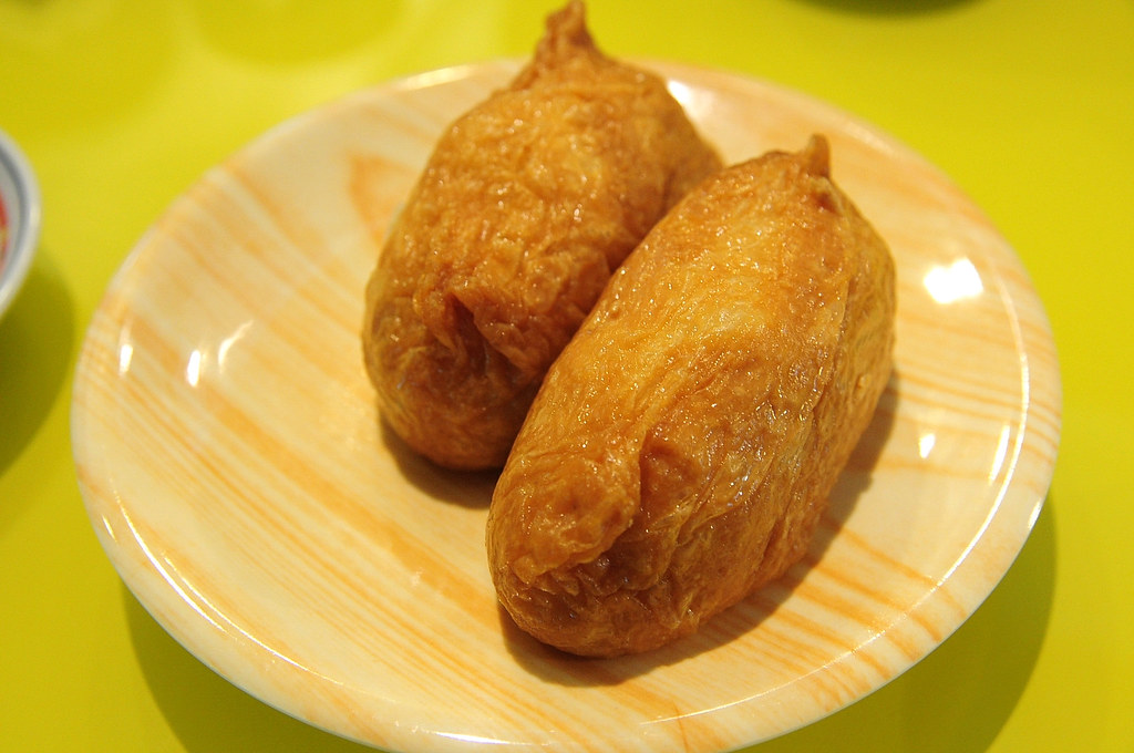 小高玉-豆皮壽司