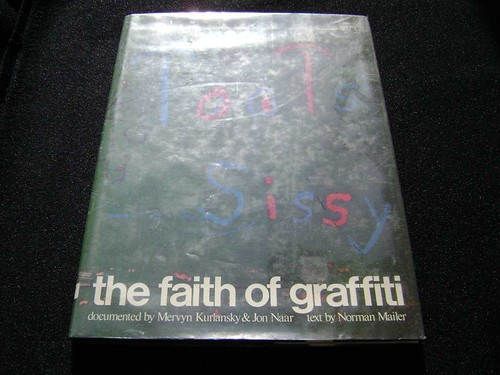 The Faith of Graffiti Hardcover