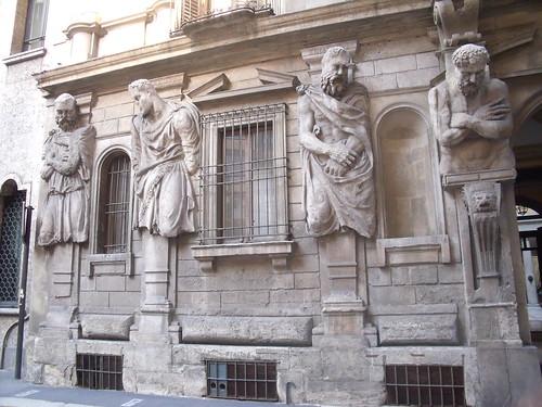 20091112 Milano 10 Via degli Omenoni 02 Casa degli Omenoni 06