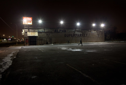 Alpha Super Market and Liquor