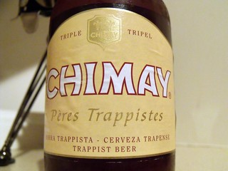 Chimay, Triple / Blanche (White), Belgium