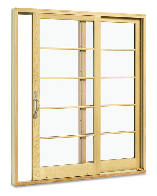 Integrity Wood Ultrex Sliding French Door Interior Flickr Photo