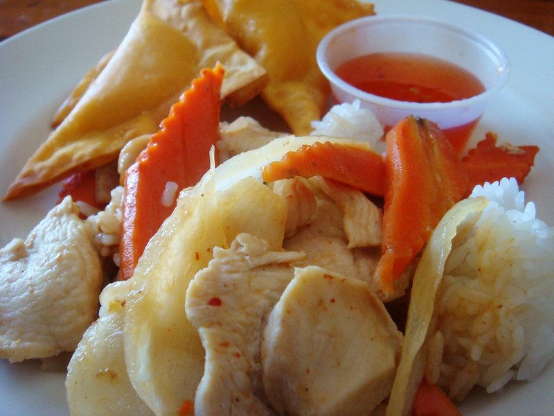 Massaman Chicken Curry
