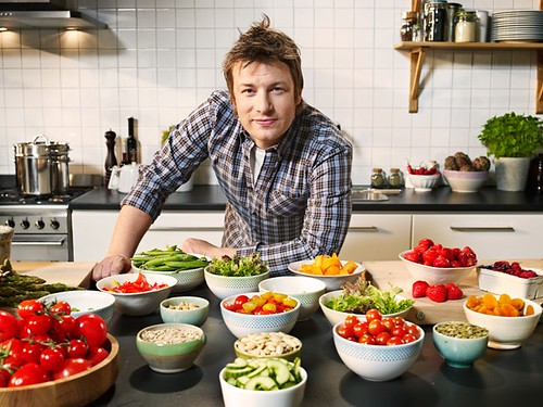 Jamie Oliver och Scandic fortsätter sitt samarbete
