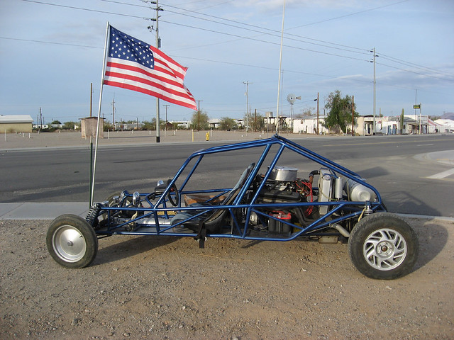 V8 Dune Buggy http://www.flickr.com/photos/tom-margie/4342207263/