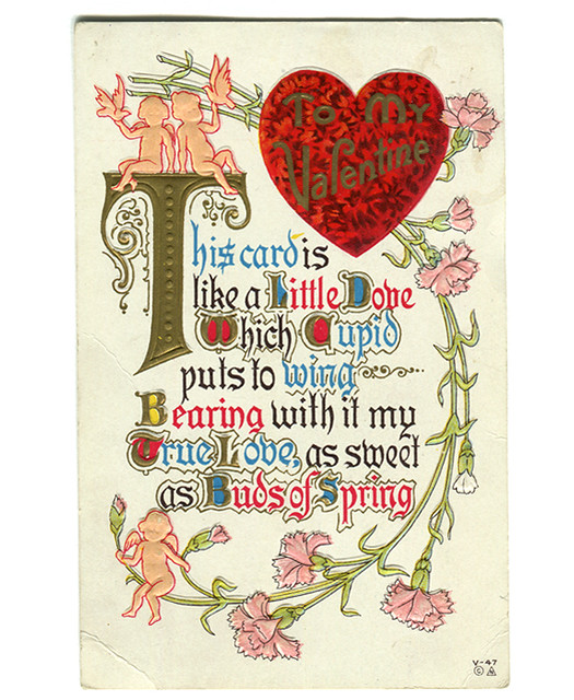Valentines Day 2 a gallery on Flickr – Valentines Day Post Card
