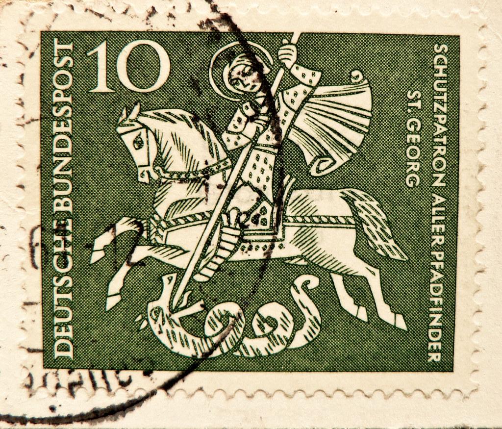Noytobar Mapka Postage Stamps - More info
