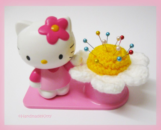 Crochet Pattern Central - Free Pincushion Crochet Pattern Link