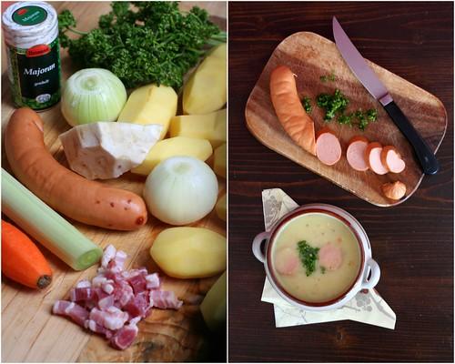 Intercultura y cocina sopa para hibernar for Cocina 5 ingredientes jamie