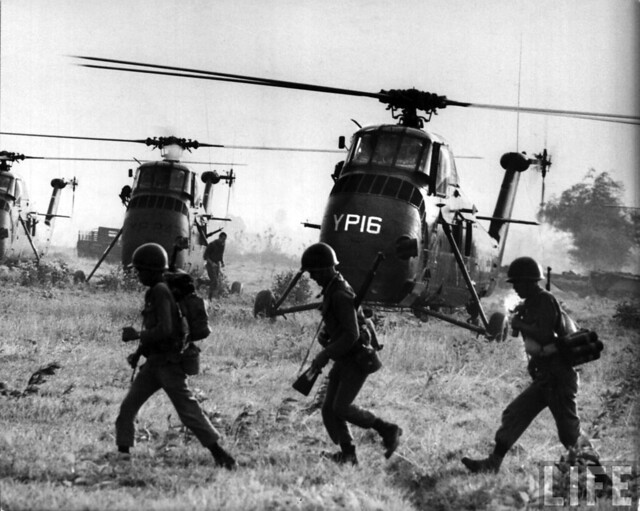1965 - Marine Helicopter Operations In Vietnam