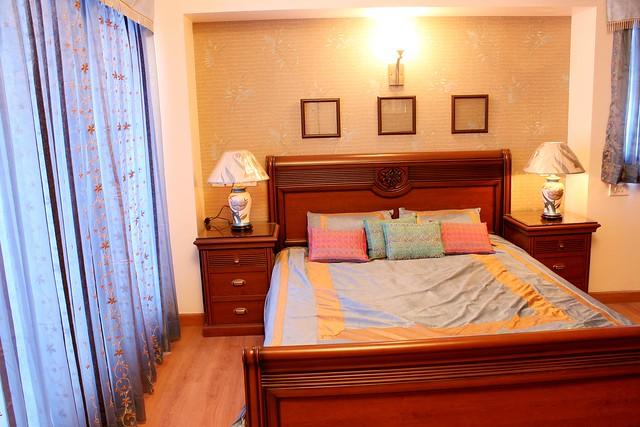 Citadel sample flat master bedroom flickr photo sharing for Examples of bedroom designs
