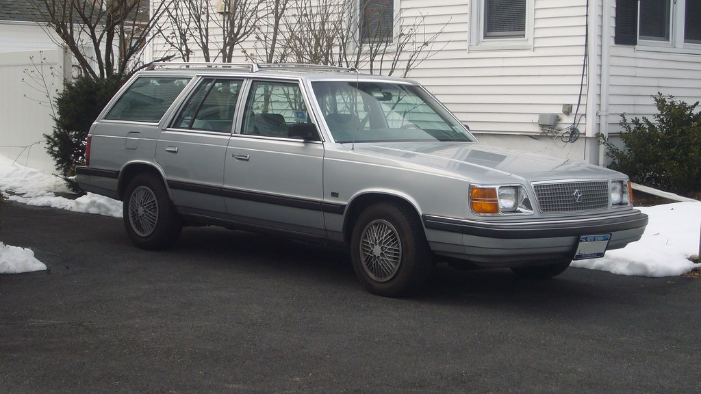 1988 Plymouth Reliant Wagon