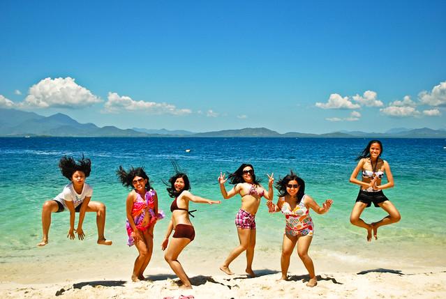 Pandan Island, Puerto Princesa, Palawan