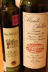 Wine and Olive Oil