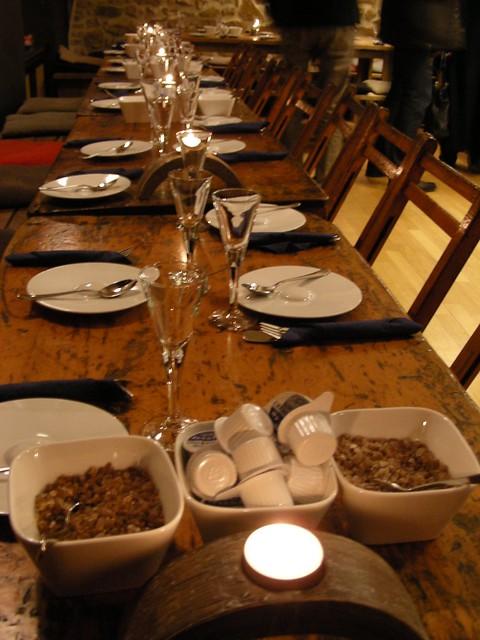 Catering kok aan huis feest diner Nijmegen Arnhem