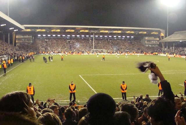 Fulham V Juventus