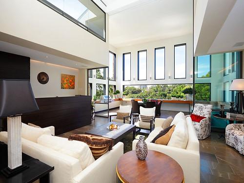 Interieur en design tips op hedendaagse luxe oase - Hedendaagse interieurs ...