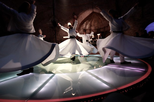 Swerling Dervishes Ceremony in Istanbul