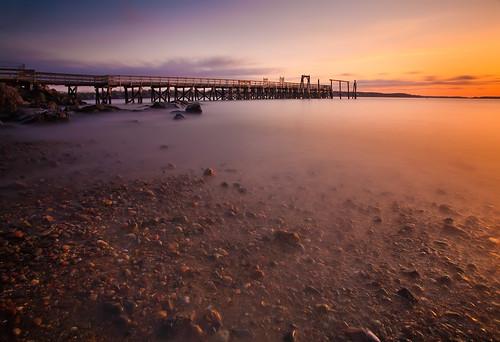 longexposure beach pier massachusetts 5d salem canonef1740mmf4l salemwillowspark bw30nd