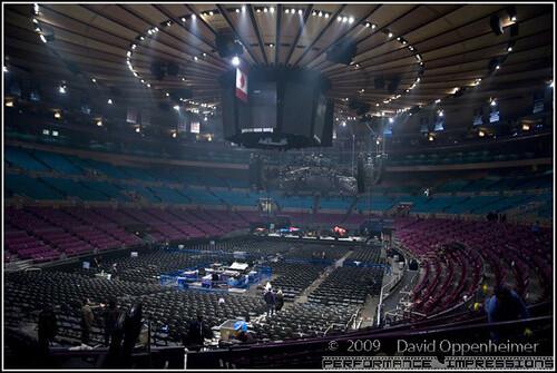 Concert Madison Square Garden