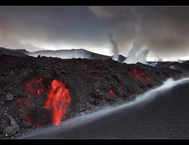 A Rock is Born - Eyjafjallajökull Eruption