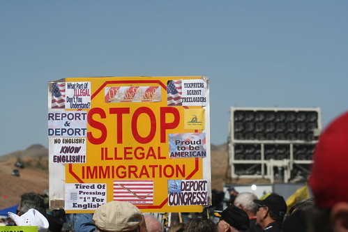 Figure 3D: This figure shows pictures of signs taken at various Tea Party rallies. From left to right, Beaumont Texas in November 2009; the middle two were taken in Phoenix Arizona in November 2009; and finally in Searchlight Nevada in March 201