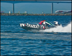 Class-1 Powerboat 2010 in RJ