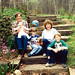 1987 - 04 - 19 - EASTER - Phil - Heather - Zach - Putch - Maurine - Russ by mhwildwood