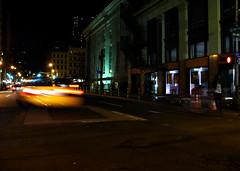 Taxi by ground zero.
