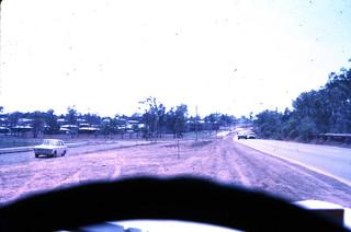 Photograph 0326 - Stuart Highway at the Narrows 1972