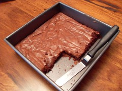 Add a photo for Robert's Fudgy Brownies