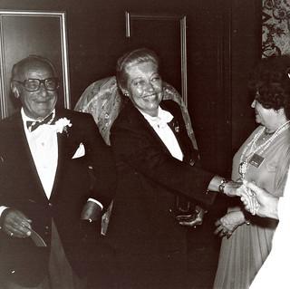 Fritz Feld & Virginia Christine