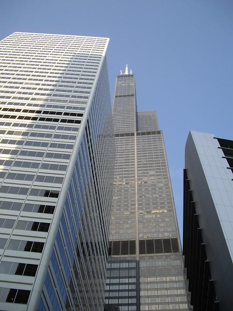 Sears Towers (desde el rio)