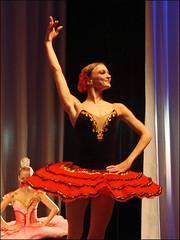 Etoile de l'Opéra de Samara dans le rôle de Kitri (Russie)